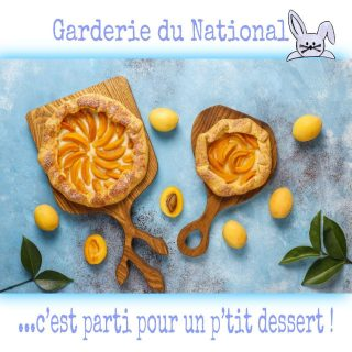 Garderie National Dessert Fruits Saison
